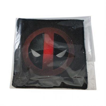 "Promotional Custom Logo Microfiber Towel 8"" x 8"""