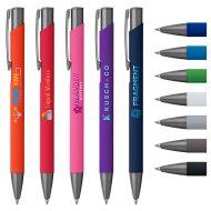 Custom Logo Milano Softy Pen - Group