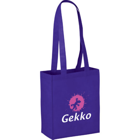 Promotional Products - Imprinted Tote - Mini Elm Non-Woven Tote Bag