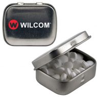 Custom Printed Mini Hinged Mint Tins