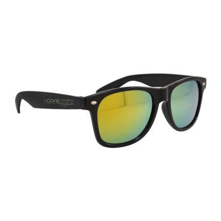 Promotional Products - Promotional Sunglasses - Custom Imprinted Sunglasses- Logo Sunglasses - Mirror Lens Sunglasses