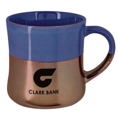 Promotional Custom Logo Mohican Handcrafted Mug 16oz