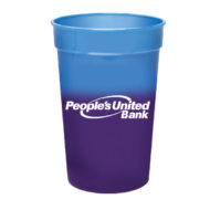 Promotional Products - Imprinted Stadium Cups - Promotional Cups - Mood Color Change Cups