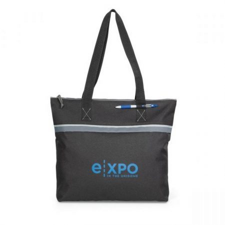 Promotional Custom Logo Muse Convention Tote