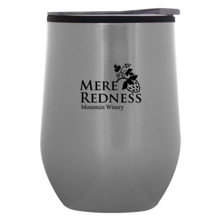 Promotional Custom Logo Napa Stemless Wine Cup 12oz