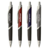 Promotional Products - Logo Pens - Promo Pens - Imprinted Metal Pens - Nautica Chrome Pen