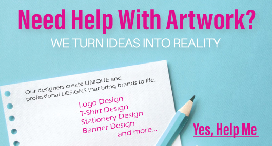 Graphic Design for Promotional Items
