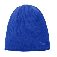 Promotional Custom Logo New Era® Knit Beanie Hat - Embroidery