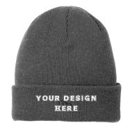 Custom Embroidery New Era® Speckled Beanie