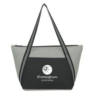 Custom Logo Promotional Non-Woven Lunch Cooler Tote Bag