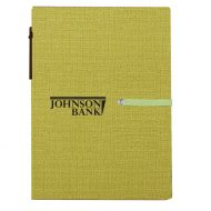 Promotional Custom Logo Notebook With Sticky Notes And Pen