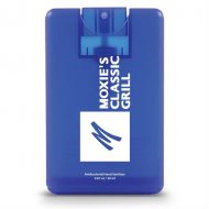 Promotional-Credit Card Style Hand Sanitizer Spray