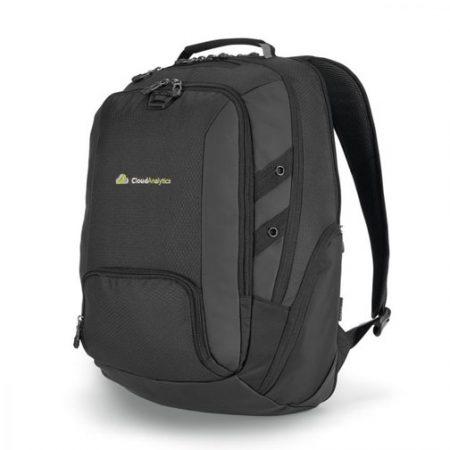 Custom imprinted-Vertex Carbon Computer Backpack