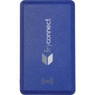 Customizable with Logo Phase Wireless Power Bank 3000 mAh