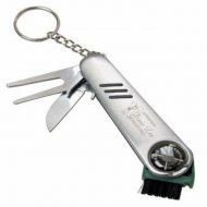 Promotional Custom Logo Pro 6-in-1 Golf Knife