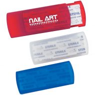 Custom Logo Promotional Bandages in Plastic Case