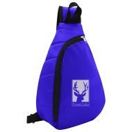 Promotional Puffy Sling Backpack with Logo