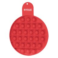 Push Pop Circle Stress Reliever Fidget Toy with Logo