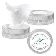 Promotional Custom Logo Pushmi Single Use Hand Towelette