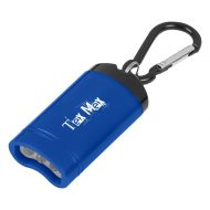 Promotional Custom Logo Quick Release Magnetic Flashlight With Carabiner