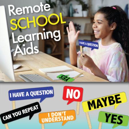 Custom Remote School Aid Selfie Stick Kit