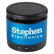 Promotional Custom Logo Resonance Speaker & Wireless Charger