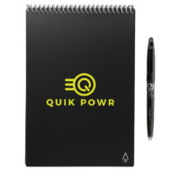 Promotional Custom Logo RocketBook Executive Flip Notebook Set