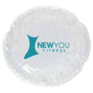 Promotional Custom Logo Round Hot Cold Pack Aqua Pearls