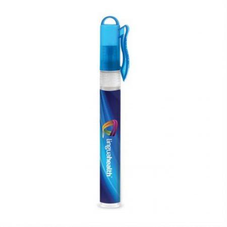 Promotional Custom Logo SPF30 Sunscreen Spray with SPF15 Clip Balm