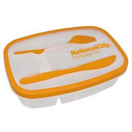 Promotional Custom Logo Seal Tight Lunch Container