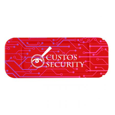 Custom Logo Promotional Security Webcam Cover Full Coverage