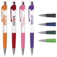 Promotional Custom Logo Smoothy Classic Click Pen