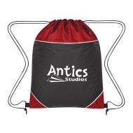 Custom Logo Promotional Snare Sports Drawstring Bag