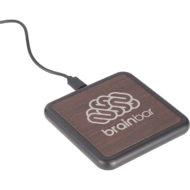 Solstice Wireless Charging Pad Custom Logo