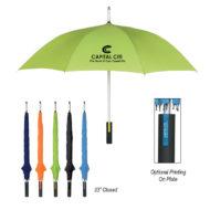 Logo Printed Promotional Spectrum Automatic Open Umbrella
