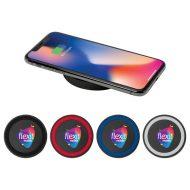 Promotional Custom Logo Wireless Charging Pad