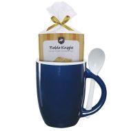 Custom Spooner Mug With Mug Cake 12oz