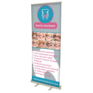 Promotional Products - Banner - Signage - Retractable Banner - Tradeshow Banner - Standard Retractable Banner