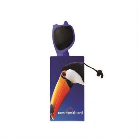 Promotional Custom Logo Sunglass Microfiber Cloth Pouch