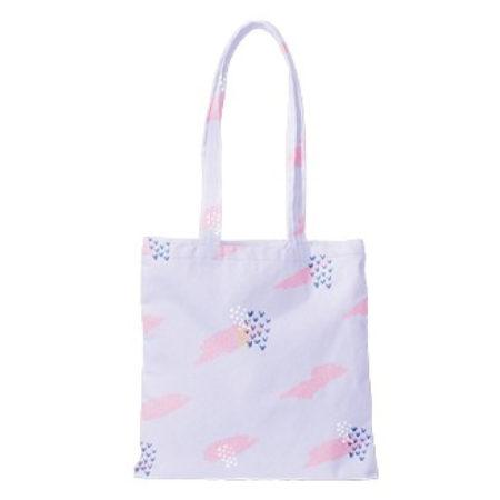 Supersize Main Squeeze Tote Bag - Full Color Custom Logo