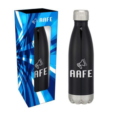Promotional Products - Imprinted Water Bottles - Custom Promotional Items - Carabiner Bottle - Sport Bottle - Swig Stainless Steel Water Bottle 16oz