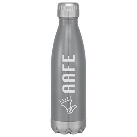 Promotional Swiggy Stainless Steel Water Bottle