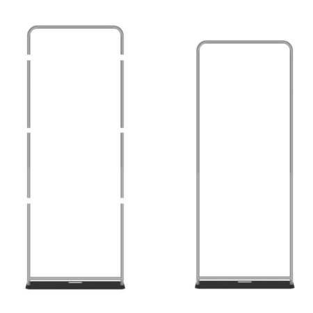 Hardware for Tension Fabric Display 36x90