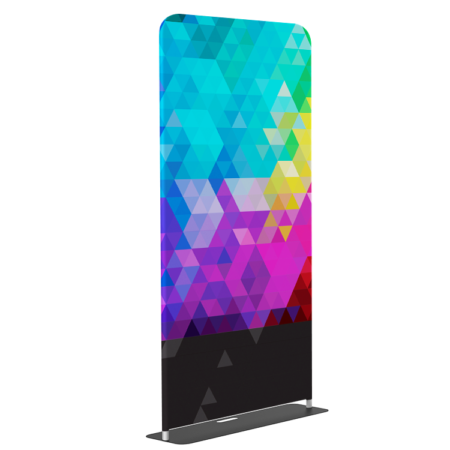 Tension Fabric Banner Stand 48x90 Inch