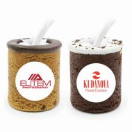 Promotional Custom Logo The Dirty Cookie® 2-Pack Cookie Shot