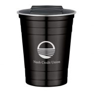Promotional Custom Logo The Stainless Steel Cup 16oz