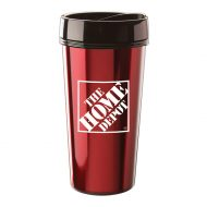 Promotional ThermalTraveller™ Metallic Foil Tumbler 16oz with Custom Logo Imprint
