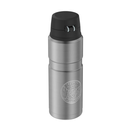 Promotional Custom Logo Thermos® Stainless Steel Water Bottle 24oz