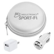 Promotional Custom Logo Travel Pod USB Set
