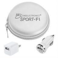 Promotional Custom Logo Travel Pod USB Set